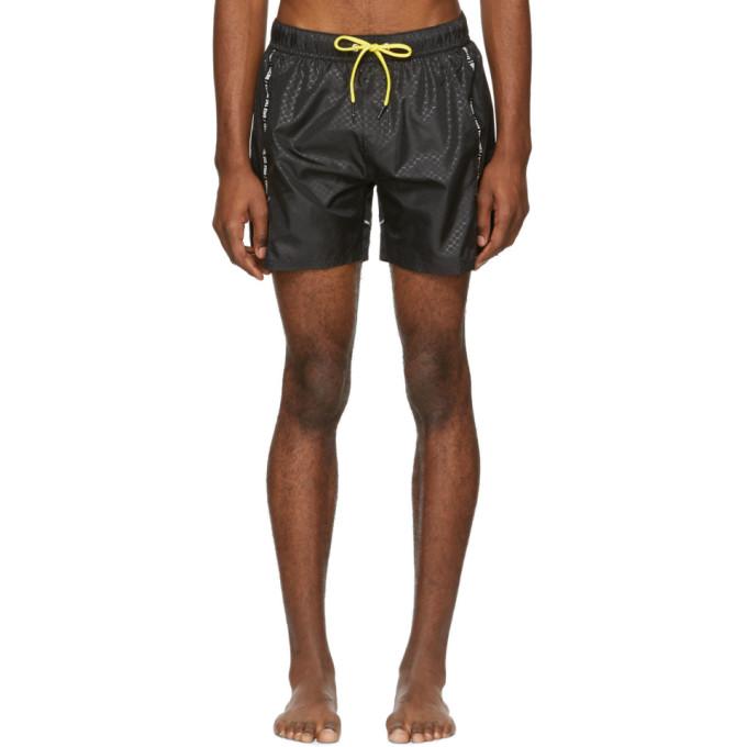 Image of Diesel Black BMBX-Sprinty Swim Shorts