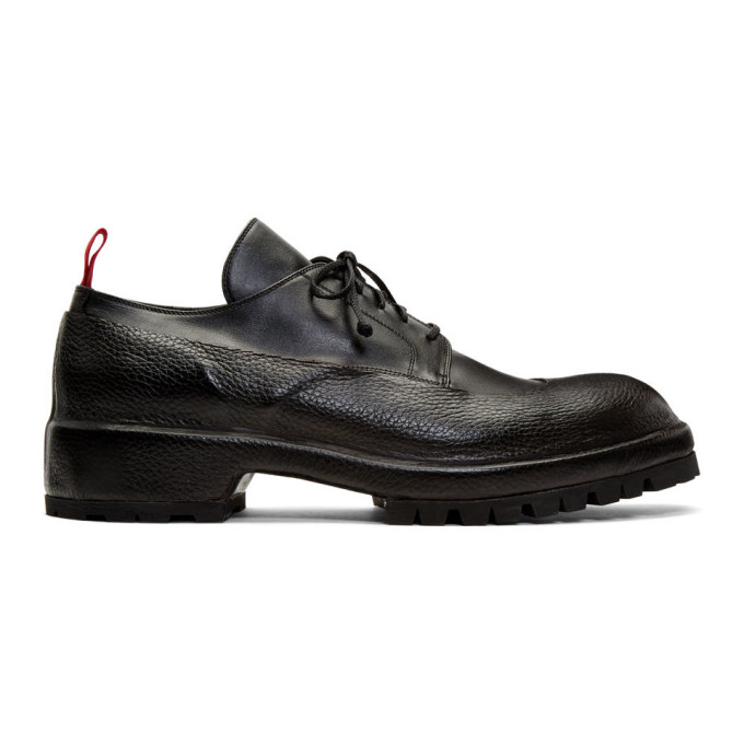 424 Black Cover Low Top Boots