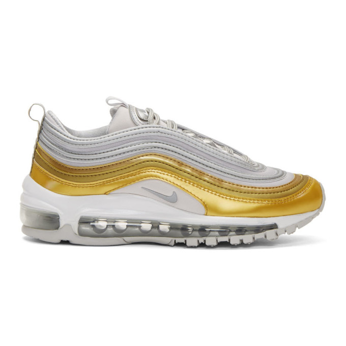 Women'S Air Max 97 Se Casual Shoes, Grey