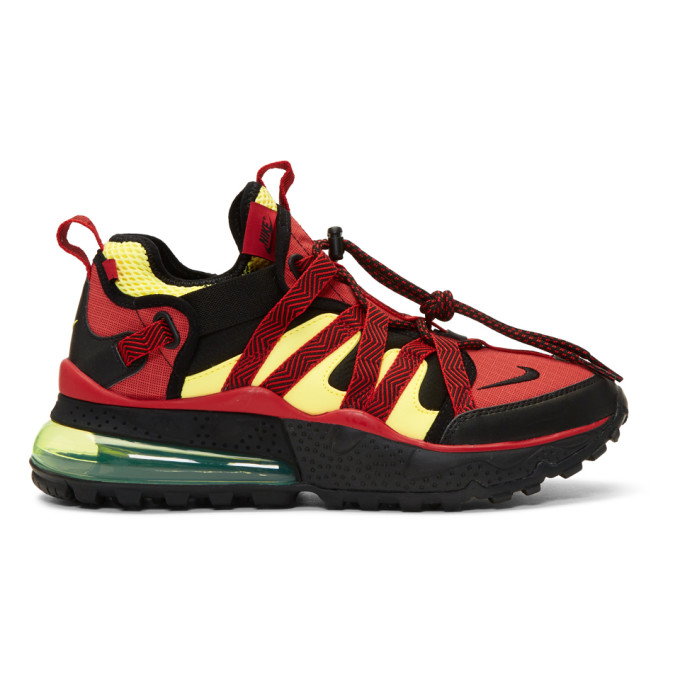 597c9a171c7 Nike Air Max 270 Bowfin Sneakers In Red