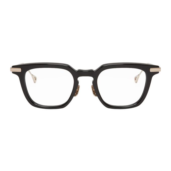 Native Sons Black & Gold Asimov Glasses