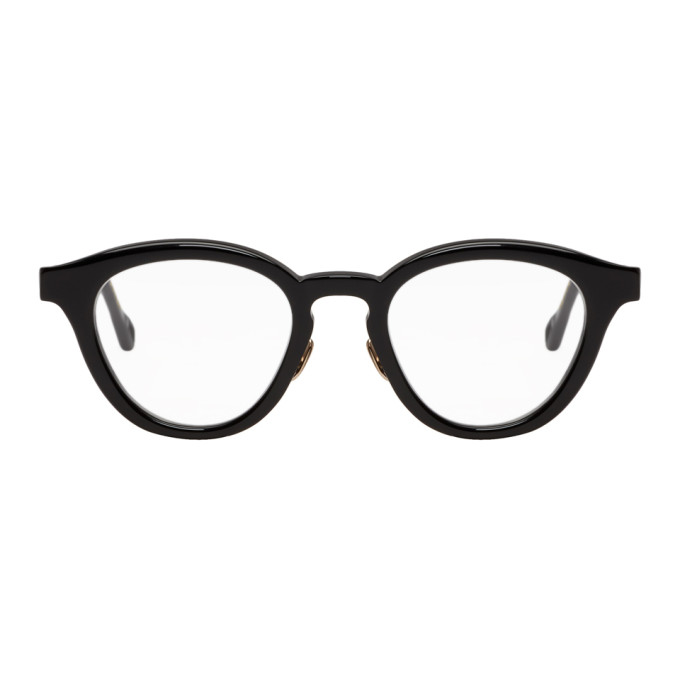 Native Sons Black Owsley Glasses