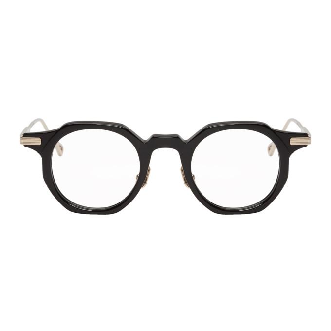 Native Sons Black & Gold Bradbury Glasses