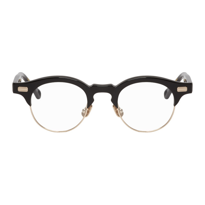 Native Sons Black & Gold Hitchcock Glasses