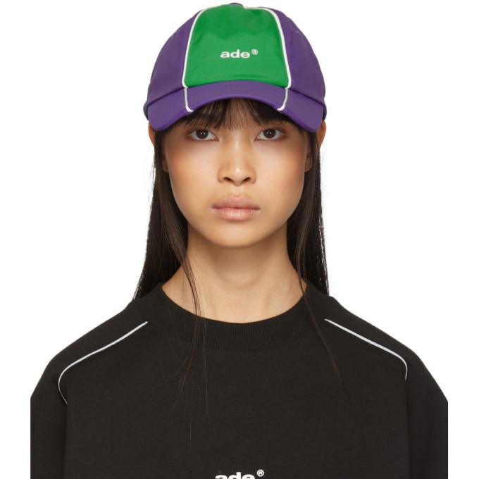 ADER error Purple and Green Thunder Cap thumbnail