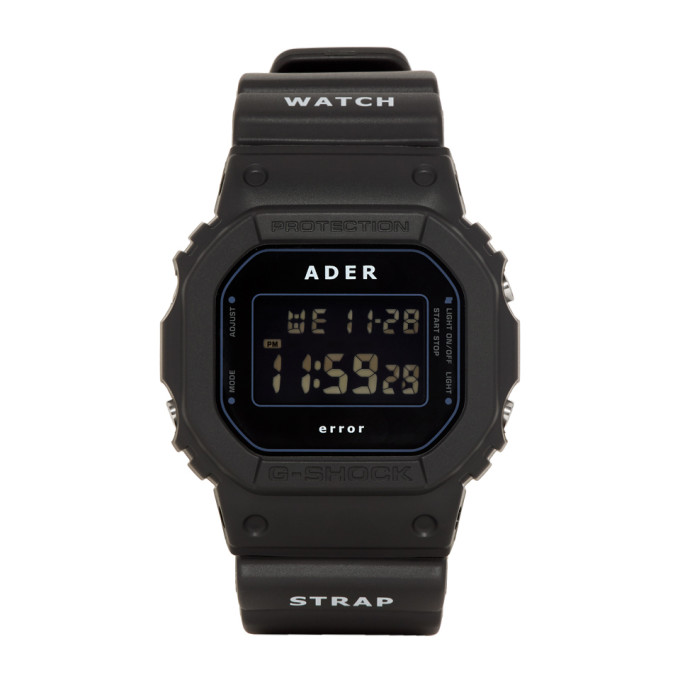 ADER error Black G-Shock Edition Watch thumbnail