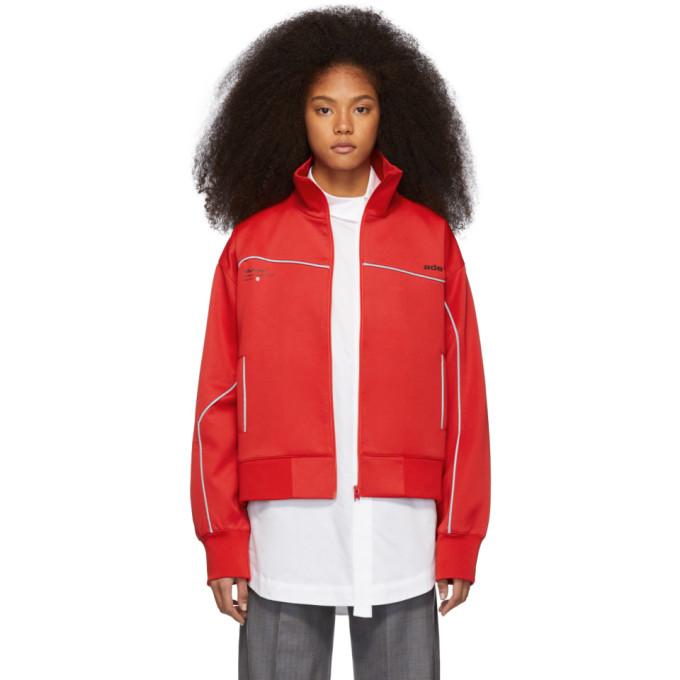 ADER error Red Logo Track Jacket thumbnail