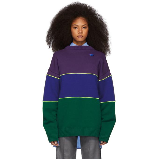 ADER error Purple Nox Sweater thumbnail