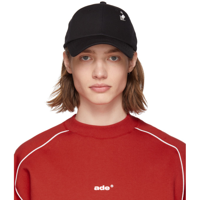 ADER error Casquette noire Arrow Point