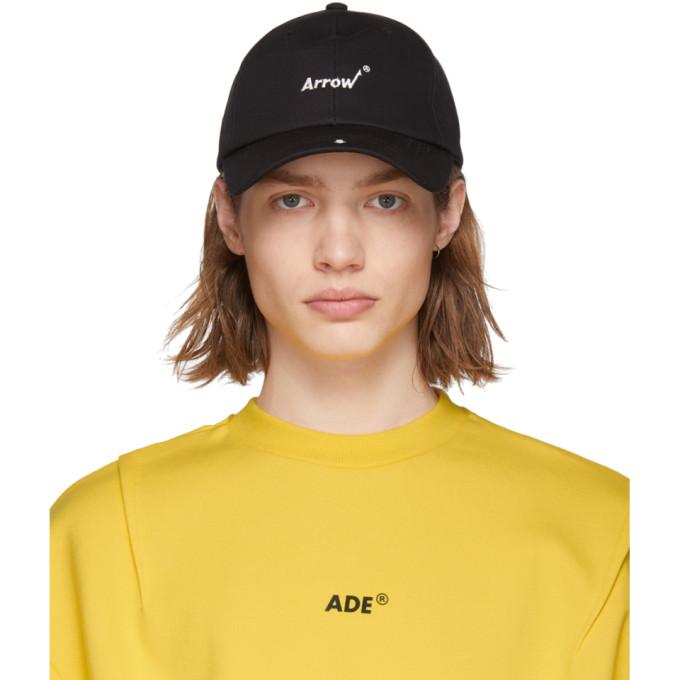 Image of ADER error Black 'Arrow' Cap