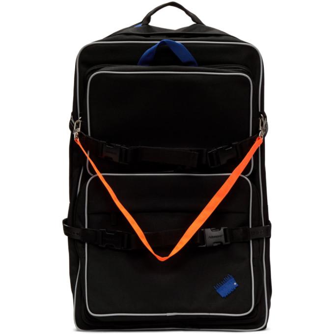 ADER error Black Multiple Backpack