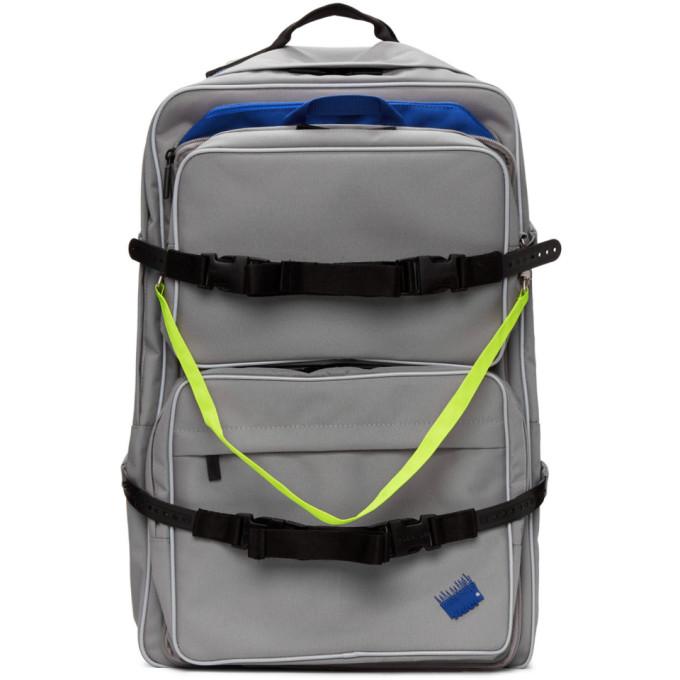 ADER error Grey Multiple Backpack