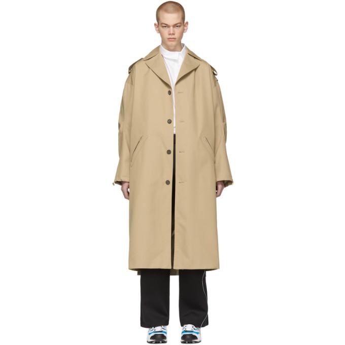 Image of ADER error Beige Single Coat