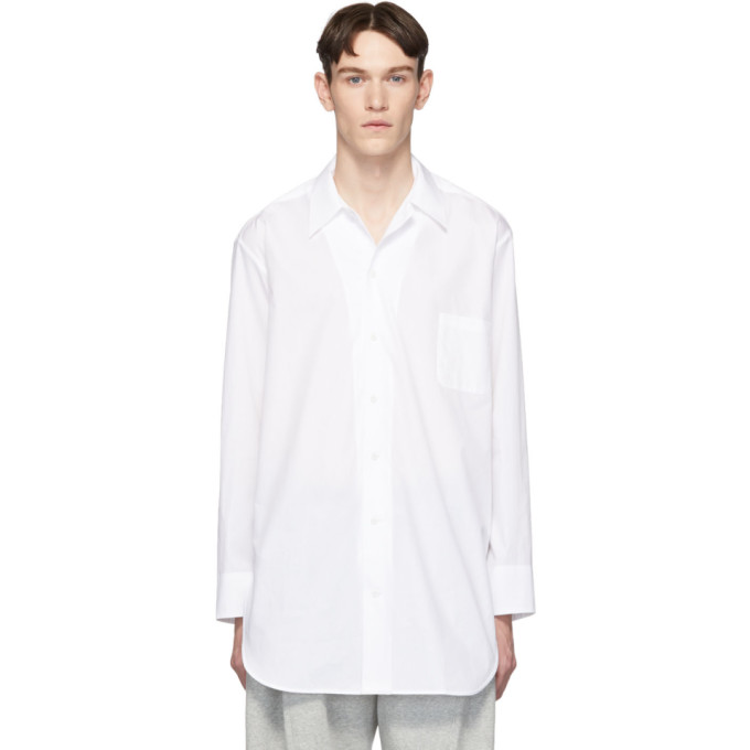 House of the Very Islands Chemise blanche Loose