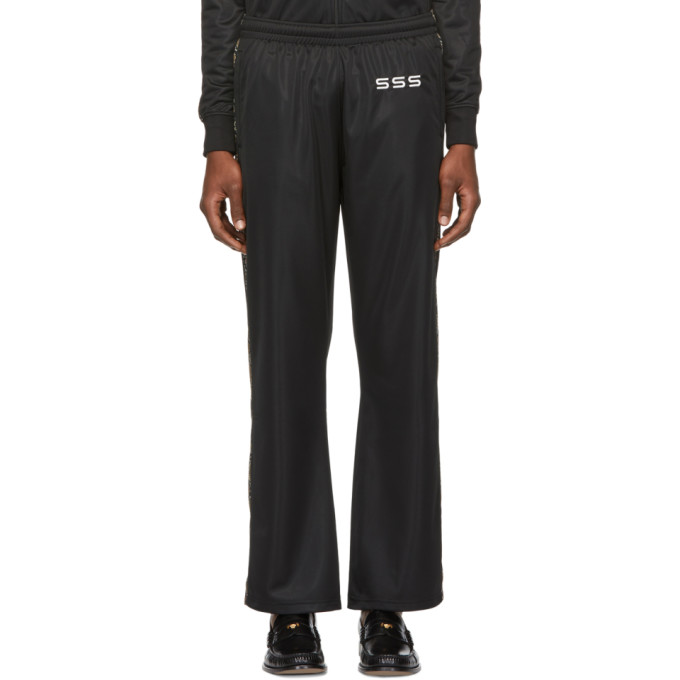Image of SSS World Corp Black Snake Lounge Pants