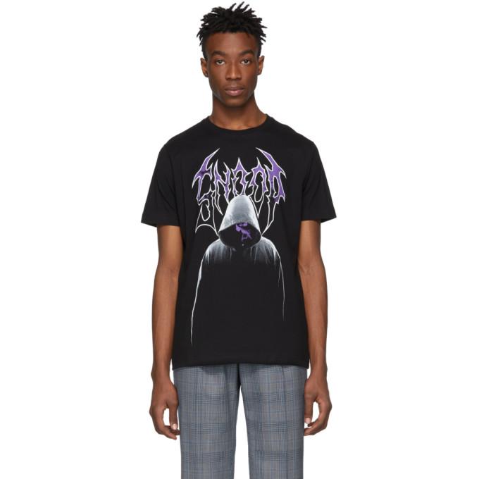Image of SSS World Corp Black Reaper T-Shirt