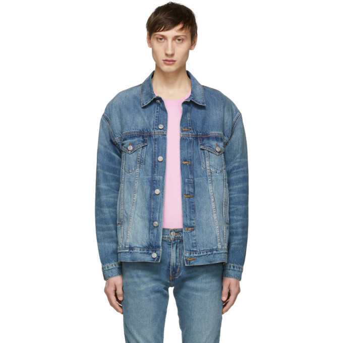 Image of Adaptation Blue Denim Jacket