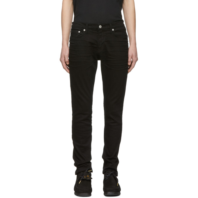 Image of Adaptation Black Skinny Jeans