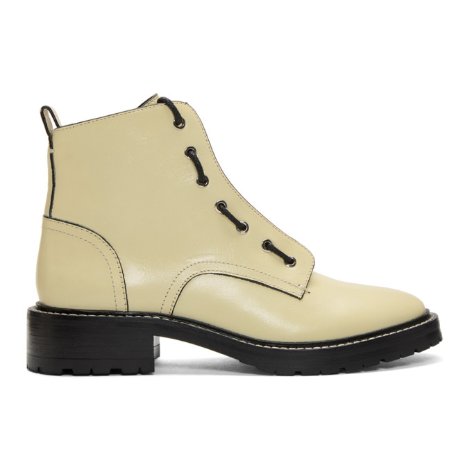 rag & bone Off-White Cannon Boots