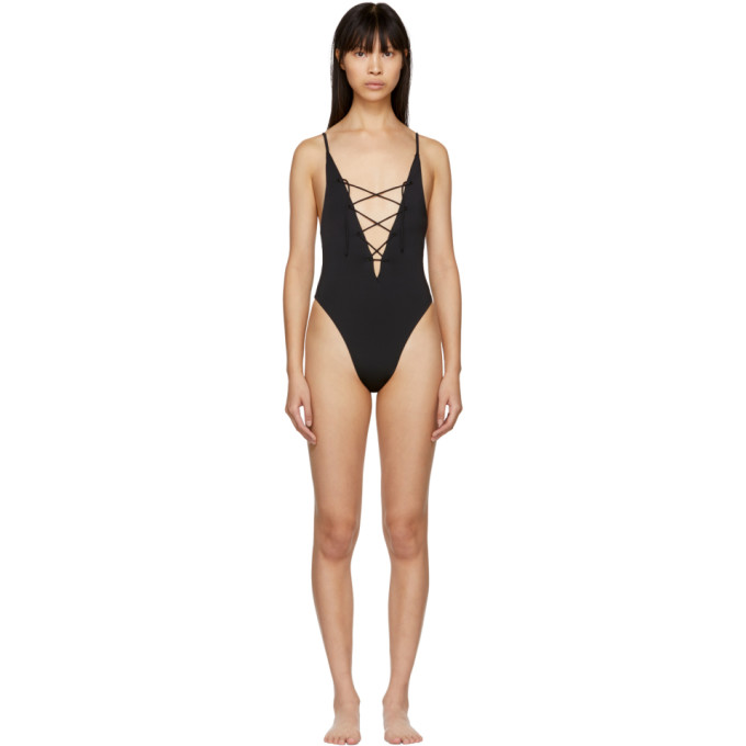 MYRASWIM Myraswim Black August One-Piece Swimsuit