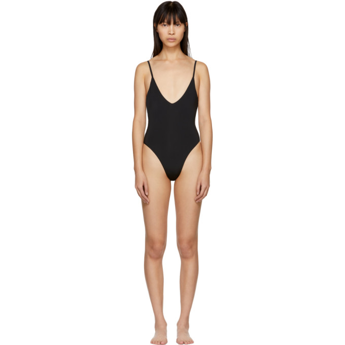 MYRASWIM Myraswim Black Jordyn One-Piece Swimsuit