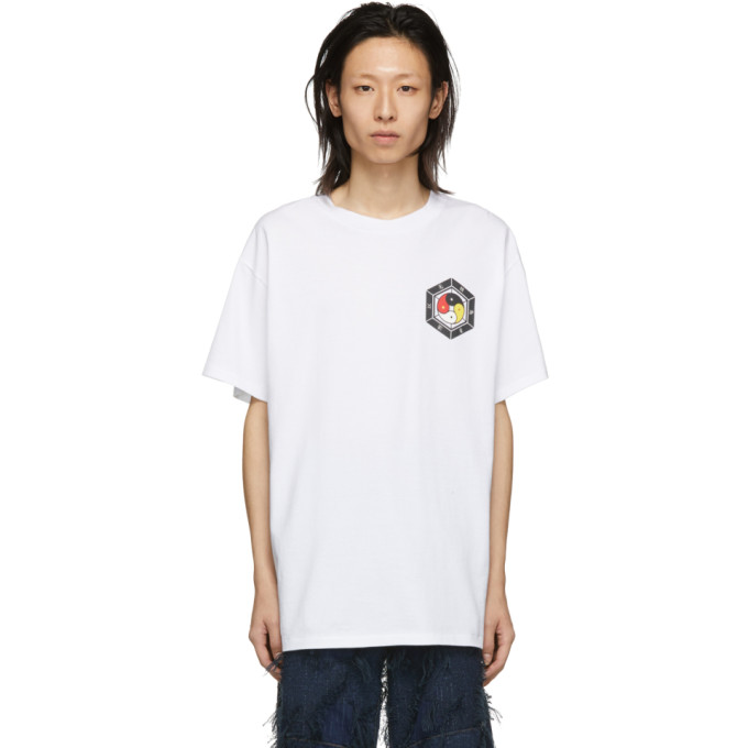 Kozaburo T-shirt blanc Assa Kung-Fu