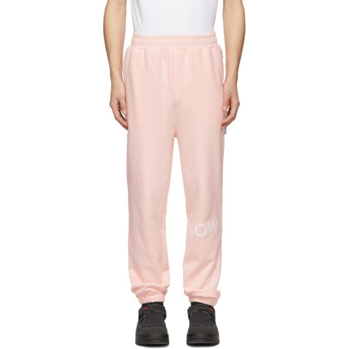 Double Rainbouu Pantalon de survetement rose Out Now EZ