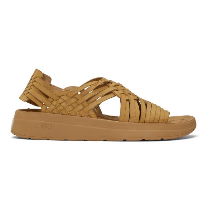 Malibu Sandals Sandales brun clair Canyon