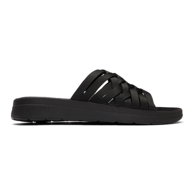 Malibu Sandals Sandales noires Zuma
