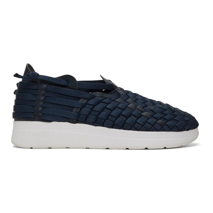 Malibu Sandals Baskets en nylon bleu marine Latigo