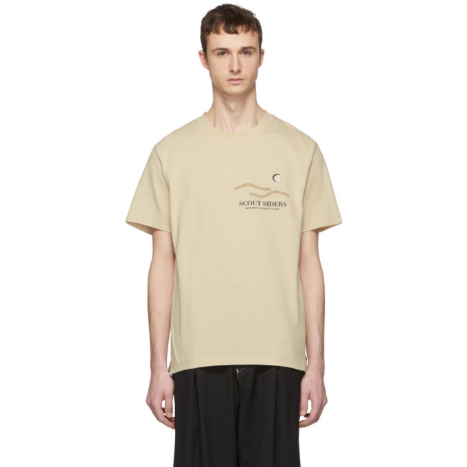LHomme Rouge T-shirt rose Outsiders