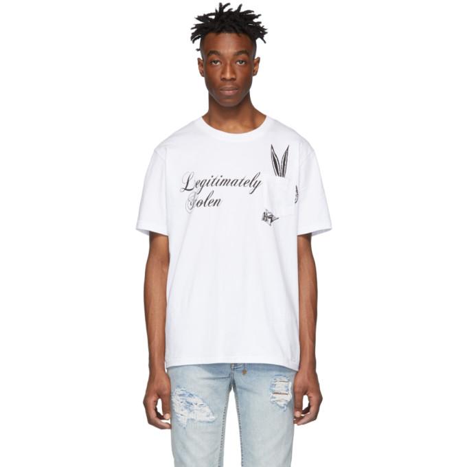 Stolen Girlfriends Club T-shirt blanc Accidental
