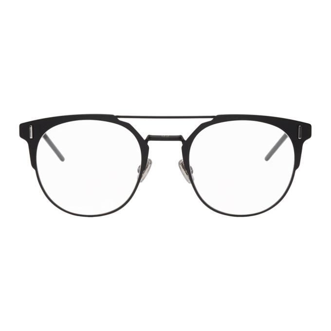 Image of Dior Homme Black Composit01 Glasses