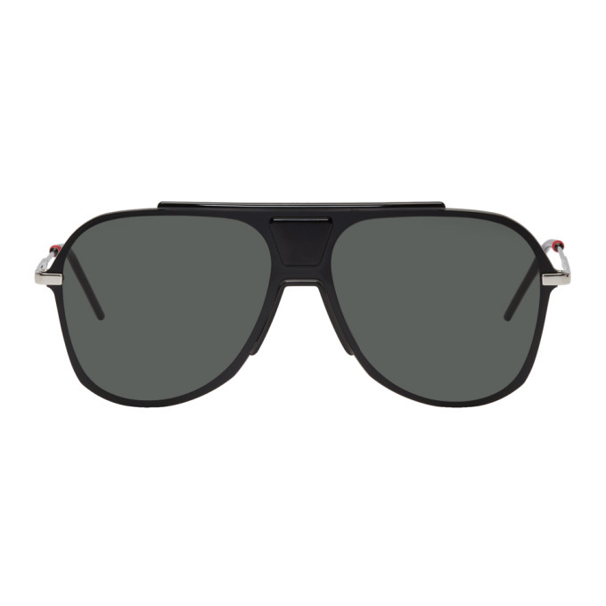 Dior Homme Black 0224S Sunglasses