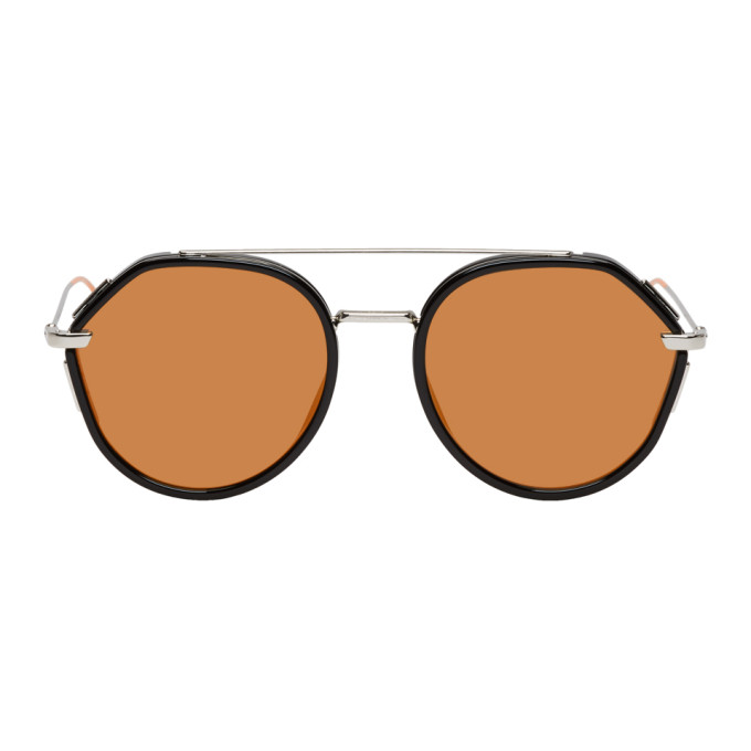 Image of Dior Homme Black 219 Sunglasses