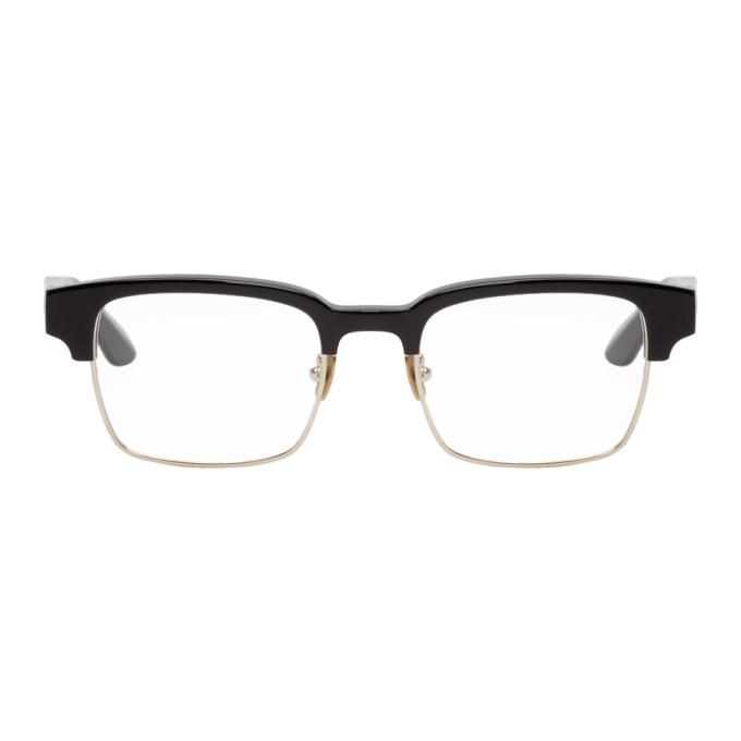 Image of Belstaff Black & Gold Rampling Glasses