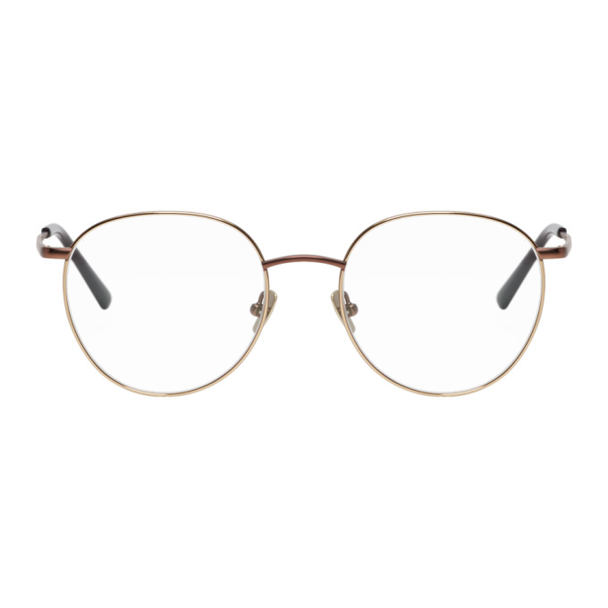 Image of Belstaff Gold & Bronze Jubilee Glasses