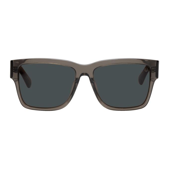 Image of Belstaff Grey Stirling Sunglasses