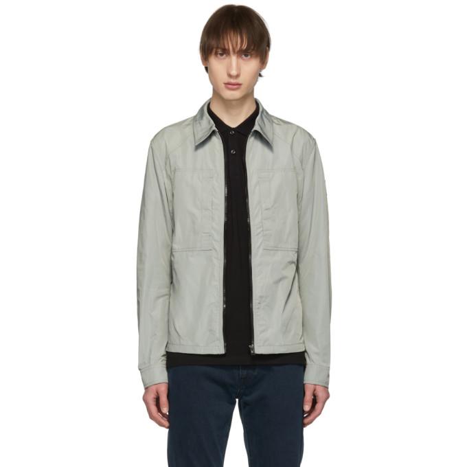 Image of Belstaff Grey Thorncroft 2.0 Jacket