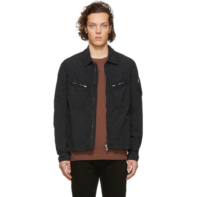 Image of Belstaff Black Aldington Jacket