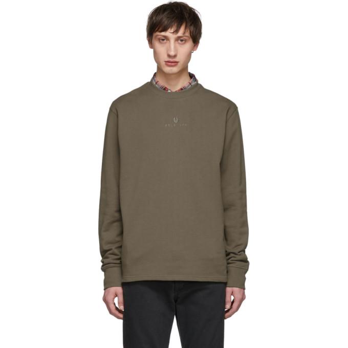 Image of Belstaff Taupe Reydon Sweater