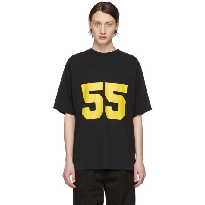 Image of Billy Black '55' Football T-Shirt