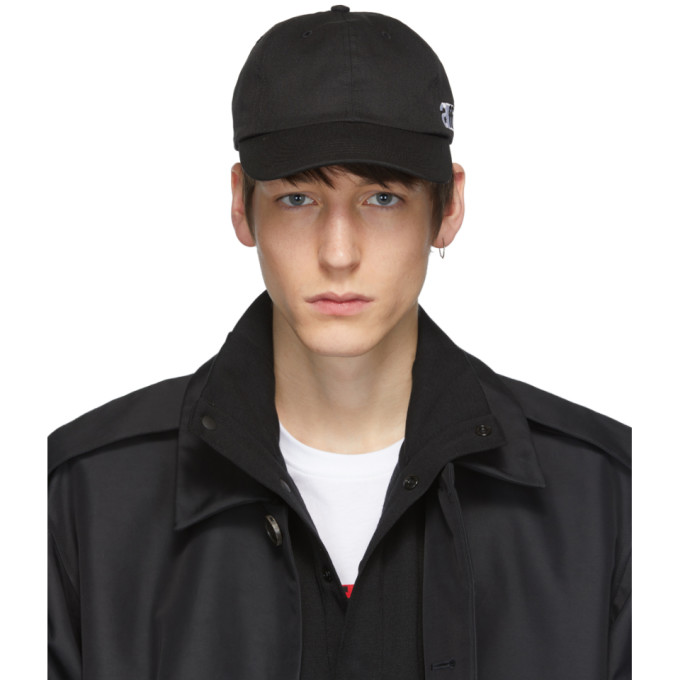 Image of Affix Black Logo Duty Cap