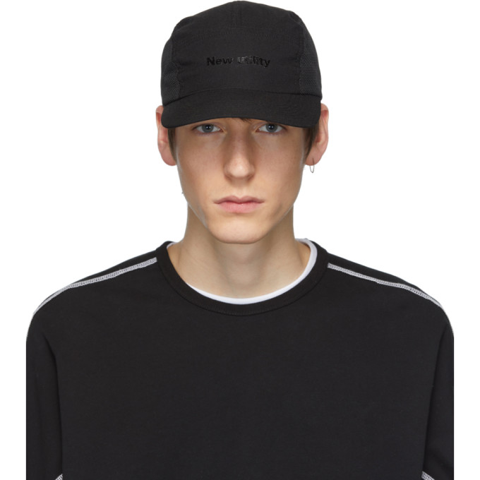 Image of Affix Black 'New Utility' Cap