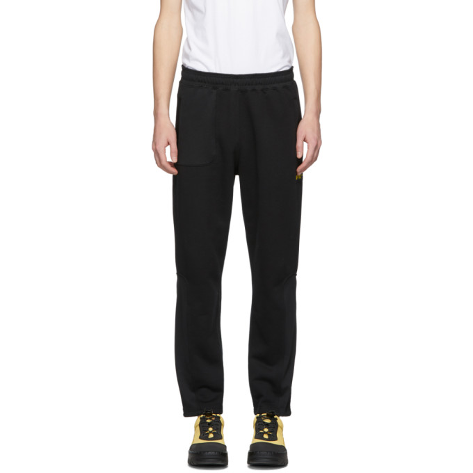 Image of Affix Black PDU Lounge Pants