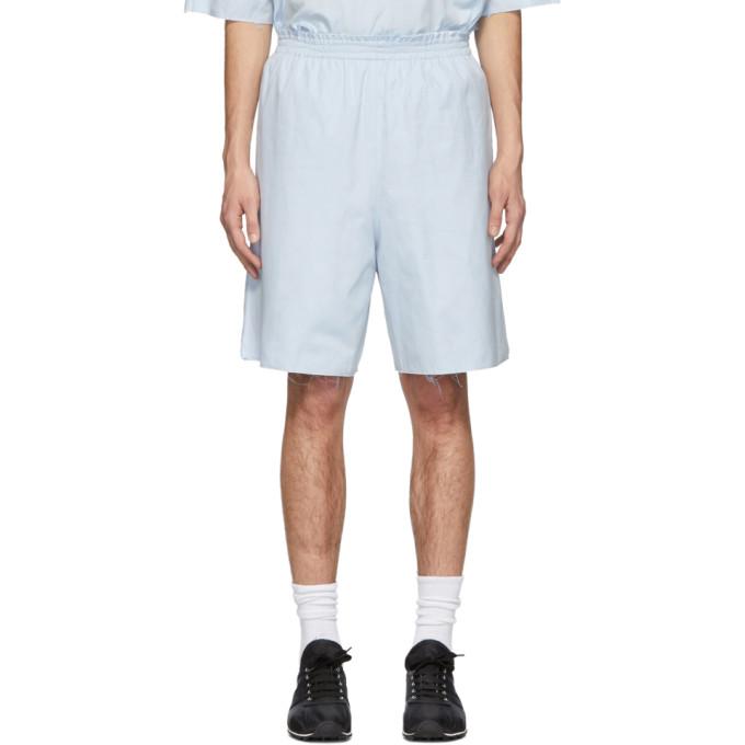 Camiel Fortgens Short bleu Knee