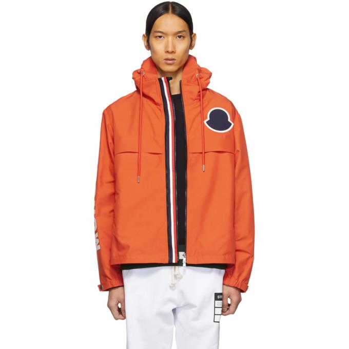 Moncler Orange Montreal Jacket