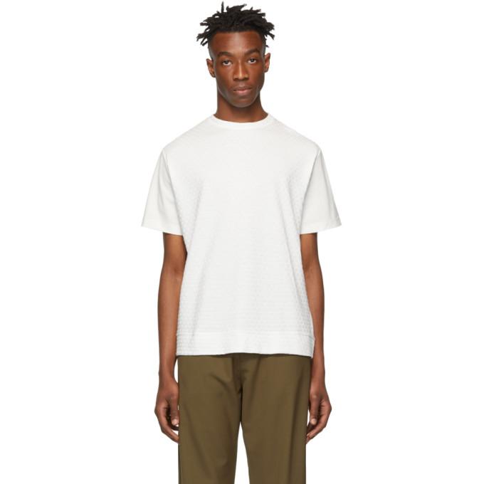 Goodfight T-shirt blanc Checkered