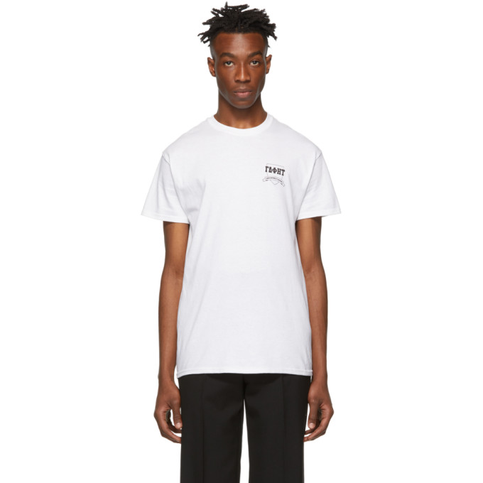 Goodfight T-shirt blanc Club