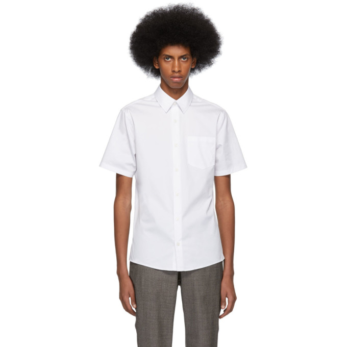 Tiger of Sweden Chemise blanche Fonzo